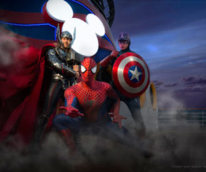 MORE Marvel Day At Sea Dates Added For 2018
