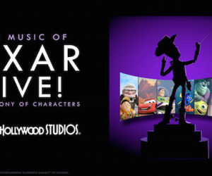 New 'The Music Of Pixar Live!' Dining Package At Disney's Hollywood Studios