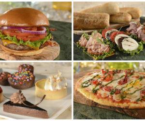 NEW Quick Service Dining Menu At Disney's Grand Floridian Resort