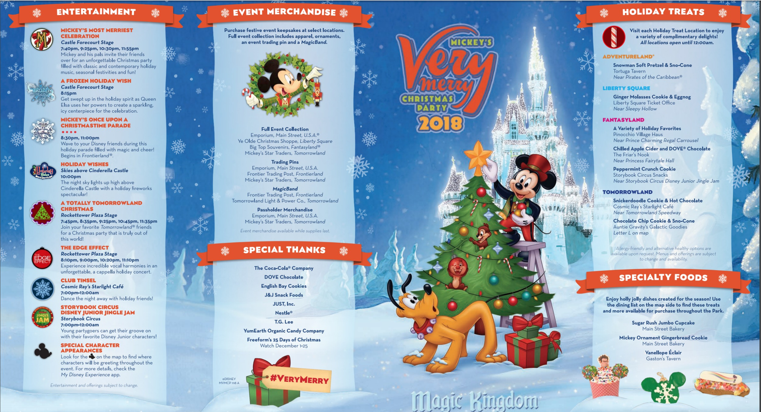 Ultimate Guide To Holidays At Walt Disney World – Second